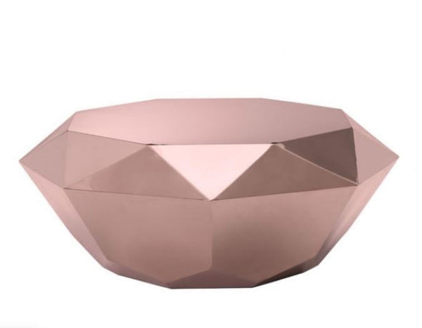 Gem Coffee Table Rose Gold