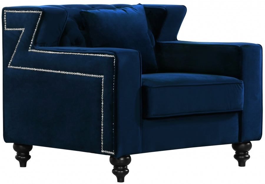 Harley Velvet Chair