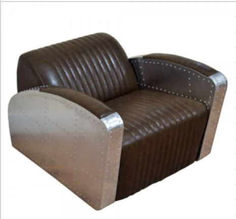 BELLA AVIATOR LUXE LOUNGE CHAIR