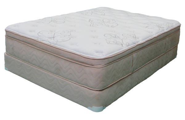 Euro Luxury Comfort Mattress