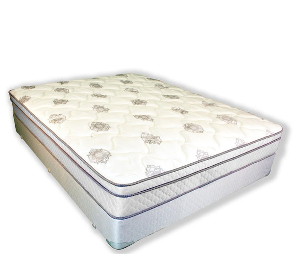 Jumbo Pillow Top - Plush (Mattress Set)