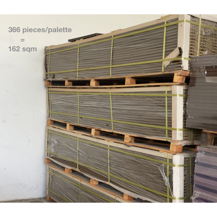 ECW Cladding WP04 on sale- 2950/176/20mm (price/board covers 150 mm in height)