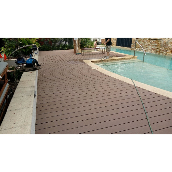 DECKO Decking Board HF09 on sale - 2200/160/25mm (price/board)