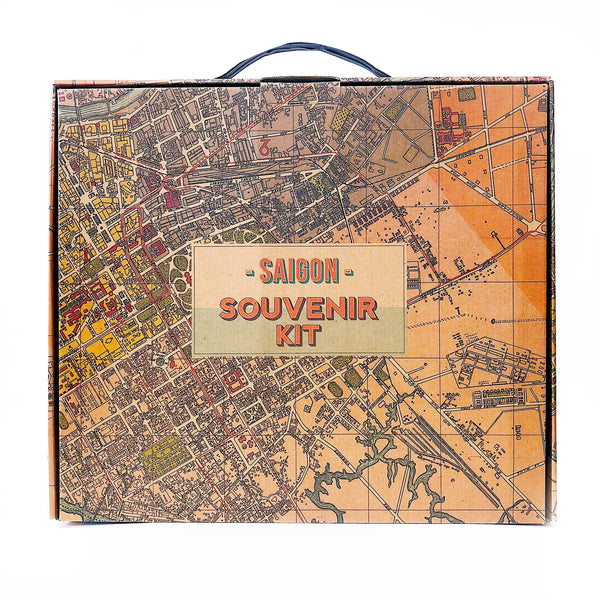 Saigon Souvenir Kit - Tick&Pick.vn
