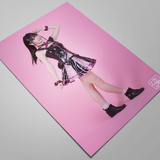 Tokimeki JUMP LED Prints