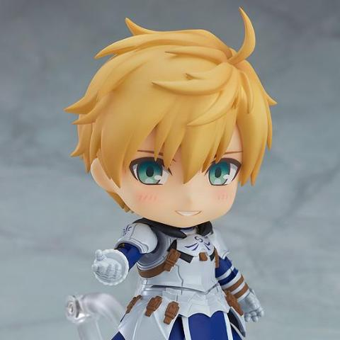 Nendoroid 842-DX Saber/Arthur Pendragon (Prototype): Ascension Ver.