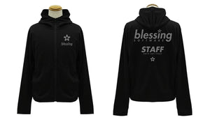 [PO] Saekano: How to Raise a Boring Girlfriend Fine blessing software Thin Dry Hoodie BLACK