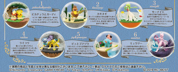 [PO] Pokemon Terrarium Collection 7