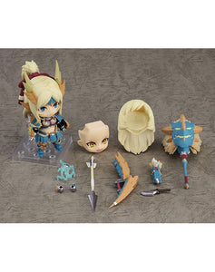 [PO] Nendoroid 1407-DX Hunter: Female Zinogre Alpha Armor Ver.