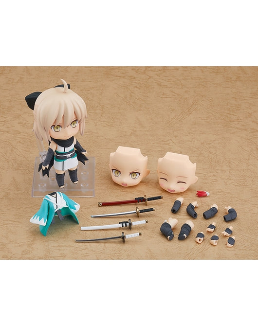[PO] Nendoroid 1491-DX Saber/Okita Souji: Ascension Ver.
