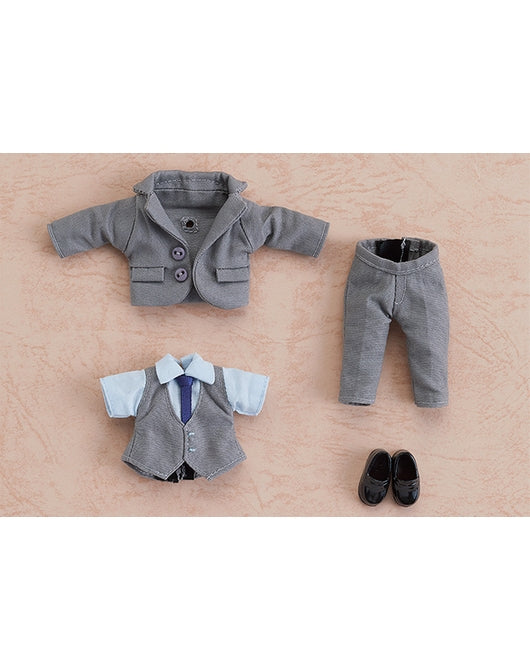 [PO] Nendoroid Doll: Outfit Set (Suit - Grey)