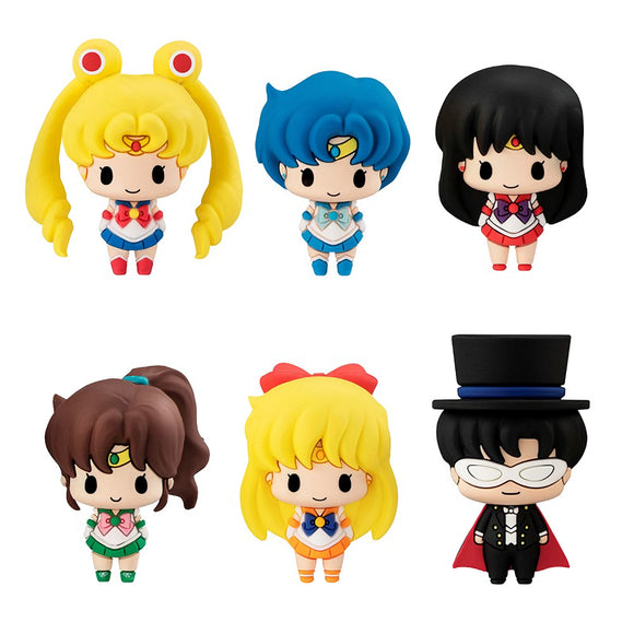 [PO] Chokorin Mascot Sailor Moon set