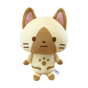 [PO] Monster Hunter Deformed Plush Felyne