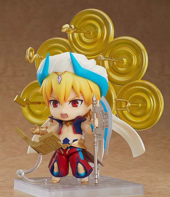 [PO] Nendoroid 990-DX Caster/Gilgamesh: Ascension Ver.