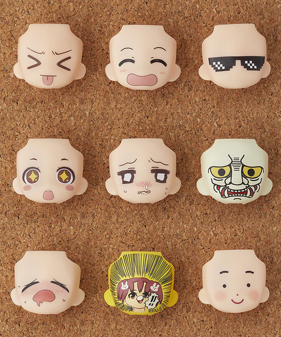 [PO] Nendoroid More: Face Swap 03