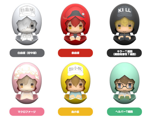 [PO] Piyokuru: Cells at Work! 01