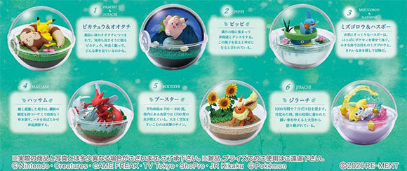 [PO] Pokemon Terrarium Collection 8
