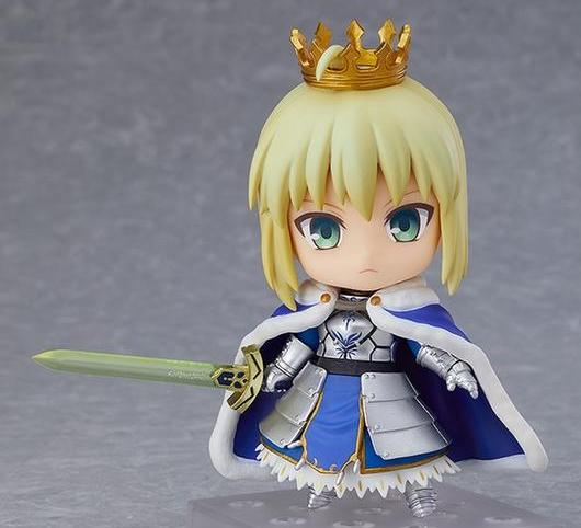 [PO] Nendoroid 600b Saber/Altria Pendragon: True Name Revealed Ver.