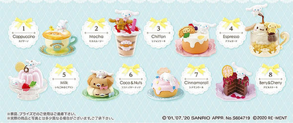 [PO] Sanrio Cinnamoroll Sweets Collection