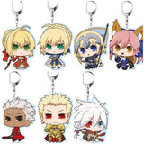 Fate/EXTELLA Big Key Chain
