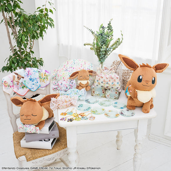 Ichiban Kuji Pokémon Eevee & Floral Candy (Single Ticket)