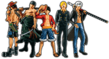 One Piece The Best Edition Kuji (SINGLE TICKET)