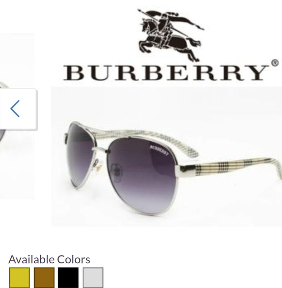 Burberry Men's Fashion Shades