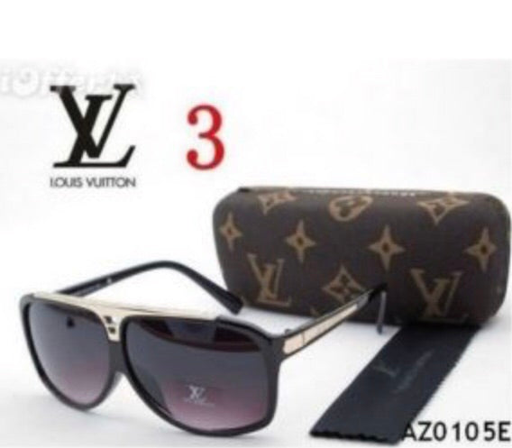 Louis Vuitton Men's and Women's Shades