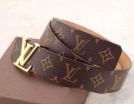 Louis Vuitton Men's and Women's Fashion Belts
