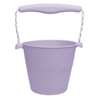 Scrunch Bucket - Dusty Light Purple