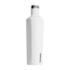 Canteen - Corkcicle 25oz in Gloss White