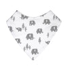 Dribble Bib - Elephant