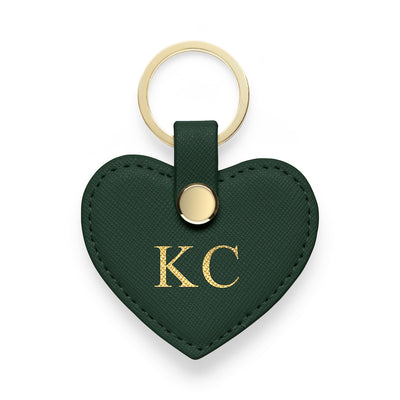 Heart Keyring - Hunters Green