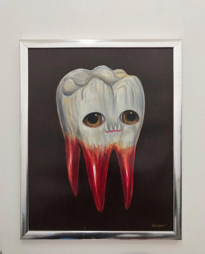 Tooth Painting