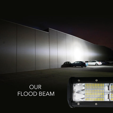 23inch LED Light Bar Spot Flood Combo Offroad Driving Work 4WD Truck 4X4 | Retail Discount