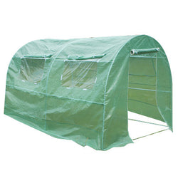 Garden Greenhouse Shed 2x3m