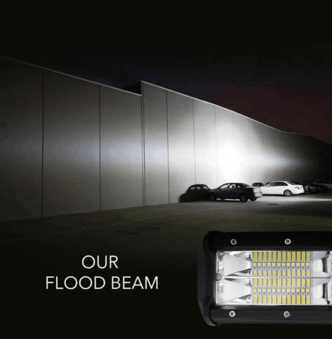 28Inch Philips LED Light Bar Flood Spot Combo Offroad Driving Lamp 4WD 4x4 | Retail Discount