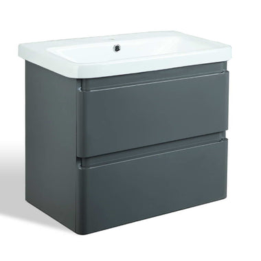 Bathroom Vanity with Ceramic Basin 60CM