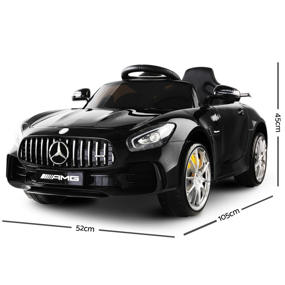 Kid's Ride on Mercedes-AMG GT R – Black