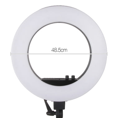 19inch LED Ring Light - Black | Retail Discount