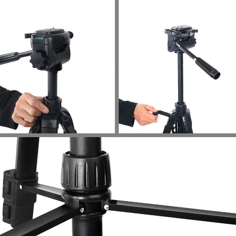 160CM Professional Camera Tripod | Retail Discount