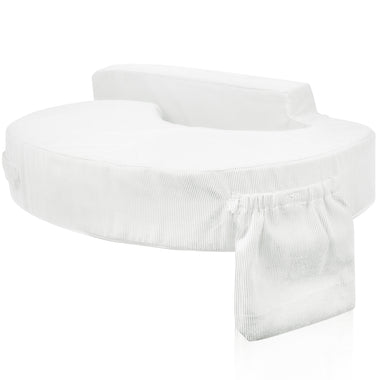 Baby Breast Feeding Support Memory Foam Pillow - White | Retail Discount