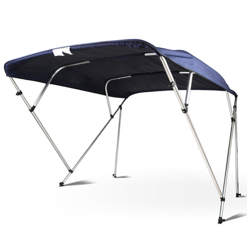 1.5-1.7M Boat Top Canopy - Blue | Retail Discount
