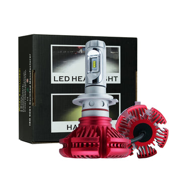 H7 108W 12000LM LED Headlight KIT Philips White Beam Replace Xenon Halogen Globe