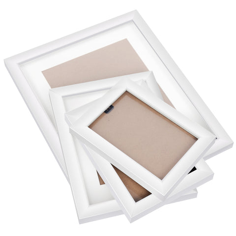 26 Piece Photo Gram Set - White | Retail Discount