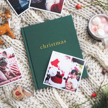 Load image into Gallery viewer, Family Christmas book - Keepsake Journal