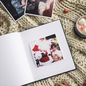 Family Christmas book - Keepsake Journal