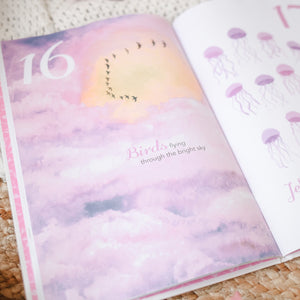 The Enchanting 123 keepsake book