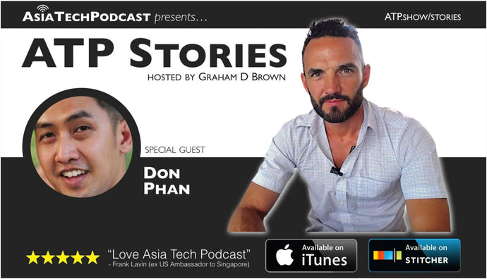 ATP Stories: Don Phan – The Asian Education Market