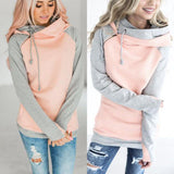 Long Sleeve Hooded Hoodies - E Click Shopping Express